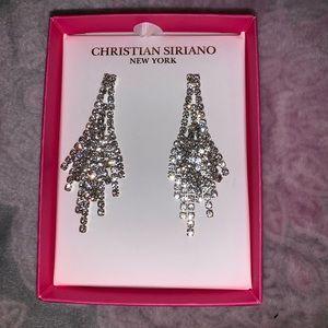 Beautiful Christian Siriano Earrings